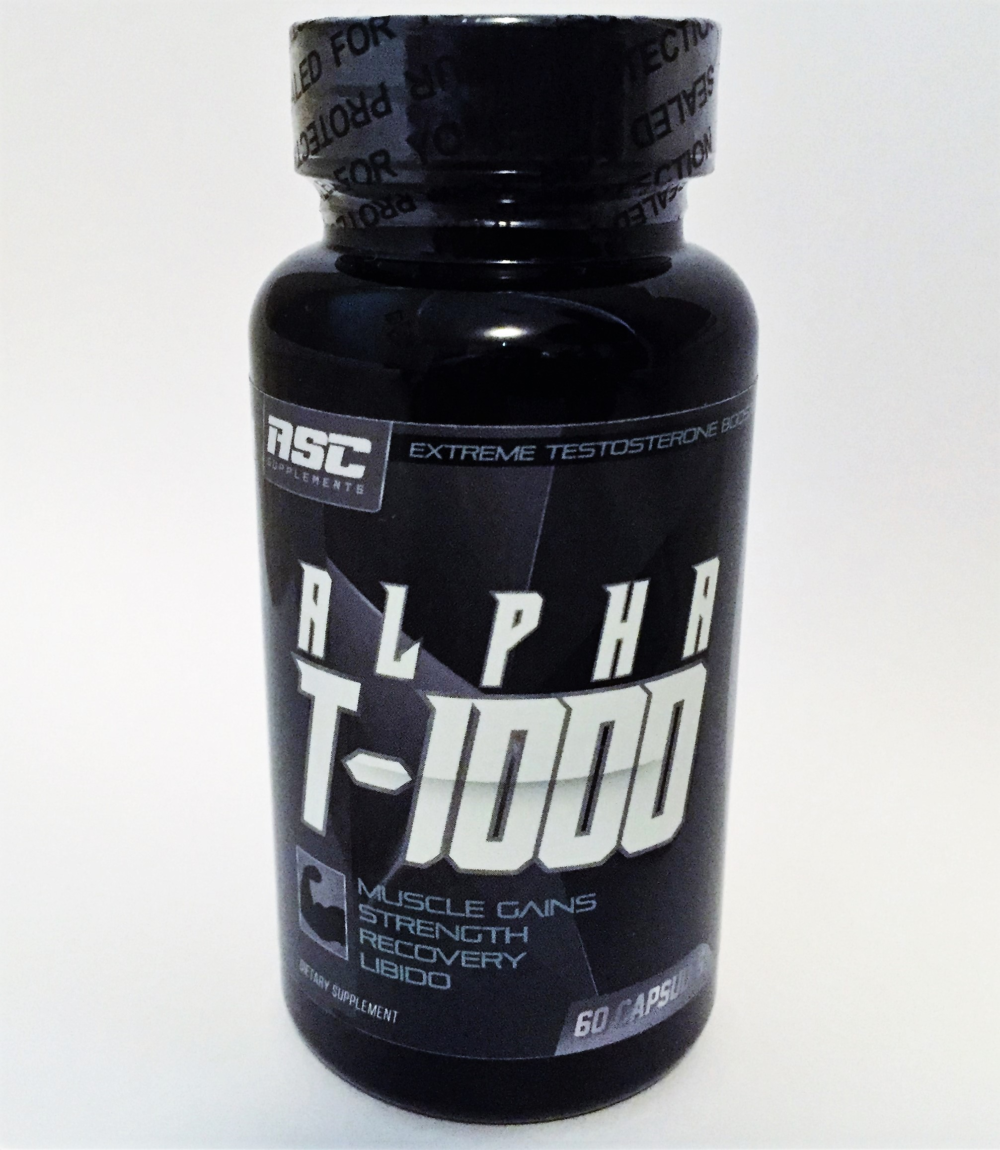 ALPHA T-1000 Extreme Testosterone Booster